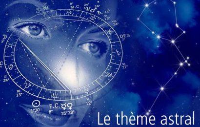 Qu'es-ce qu'un Thème Astrologique ?