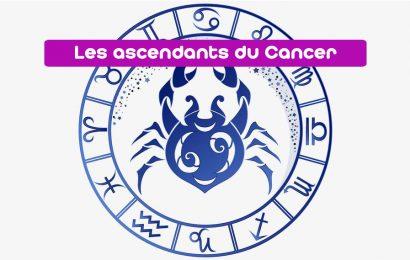 Les ascendants du Cancer