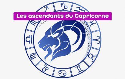 Les ascendants du Capricorne