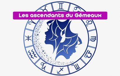 Les ascendants du Gémeaux