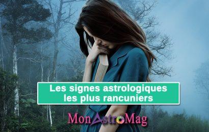 Top 5 des signes astrologiques les plus rancuniers