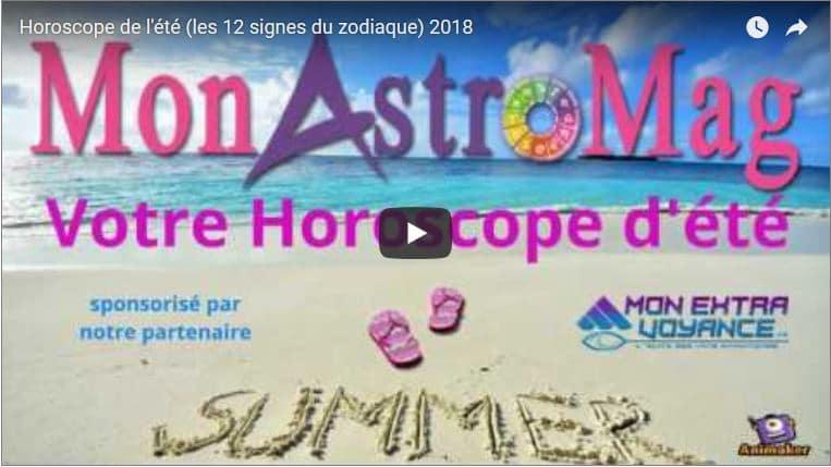 Astro-Sun – Votre horoscope de l'été 2018 en vidéo