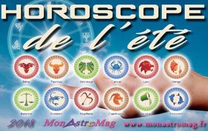 Votre Horoscope de l'été 2018