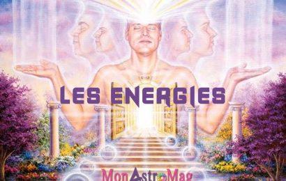 Les énergies et vibrations spirituelles de la vie