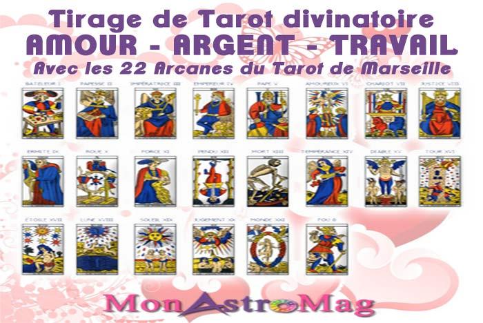 Tirage de Tarot Gratuit   AMOUR - ARGENT - TRAVAIL 0f7988b02d9e
