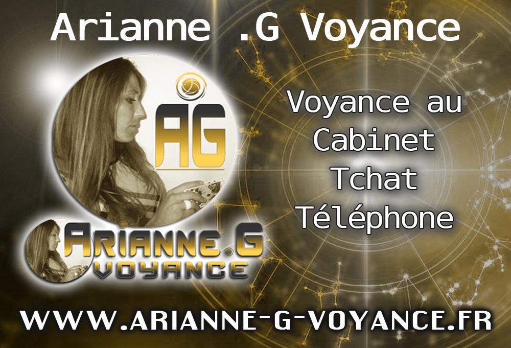 Le site Arianne .G Voyance est ouvert
