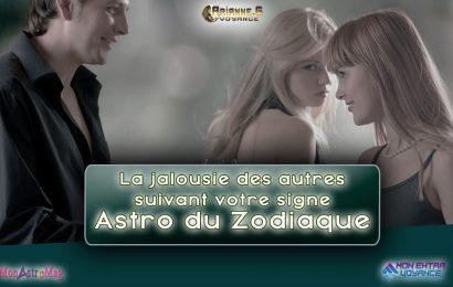 La jalousie suivant votre signe du zodiaque