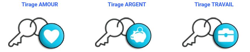 Tarot Gratuit AMOUR ARGENT TRAVAIL