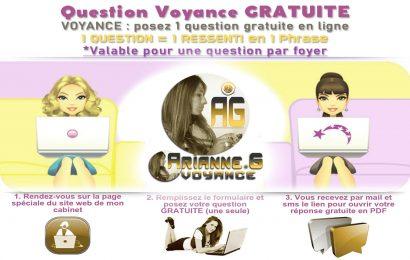 Voyance Gratuite, posez votre Question Gratuite par Tchat